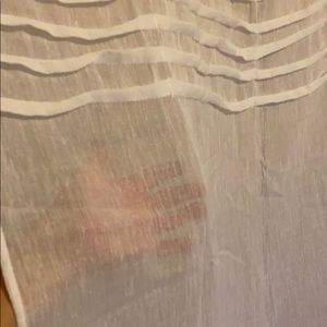 Eclipse Accents - Beautiful long set of drapes/curtains inc. sheer
